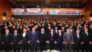 AK Parti Gümüşhane Aday Tanıtım Toplantısı