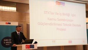 """""""Kamu STK İşbirliği Projesi"""""""