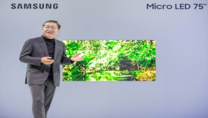 Samsung, ekranların geleceğini CES'te tanıttı