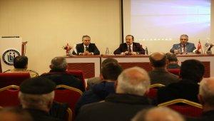 Bayburt'ta seçim güvenliği toplantısı yapıldı