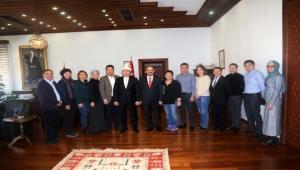 Kırgız doktorlara Türkiye'de eğitim