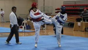 Okul Sporları Taekwondo Yıldızlar Grup Maçları Sona Erdi