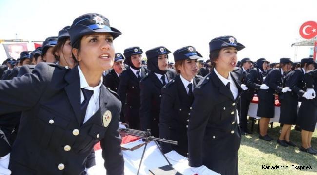 3.000 Kadın Polis Memuru Adayı Alımı İçin Başvuru Şartları Açıklandı