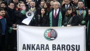 Ankara Çubuk'ta Kemal Kılıçdaroğlu'na Yapılan Saldırı İle İlgili Ankara Barosu bir açıklama yayınladı