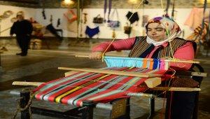 Giresun'da Turizm Haftası etkinlikleri kapsamında geleneksel el sanatları sergisi açıldı