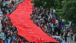 19 Mayıs Atatürk'ü Anma, Gençlik ve Spor Bayramı 100. Yıl Törenleri