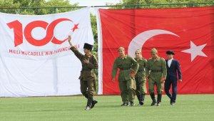 Atatürk'ün Havza'ya gelişinin 100. yıl dönümü