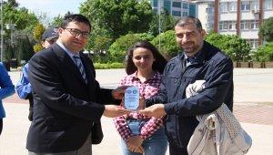 Bafra'da Karayolu Güvenliği ve Trafik Haftası etkinliği
