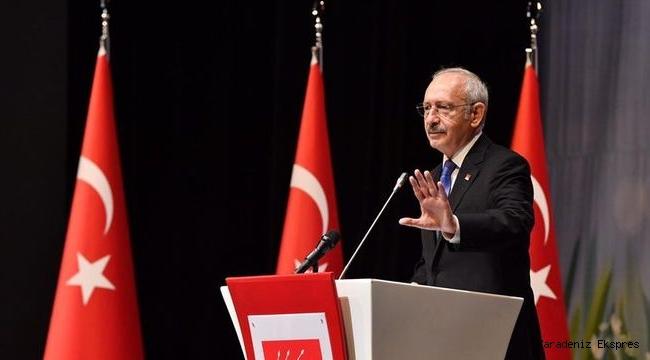 CHP Lideri Kemal Kılıçdaroğlu:7 hakim YSK içindeki çetenin organlarıdır