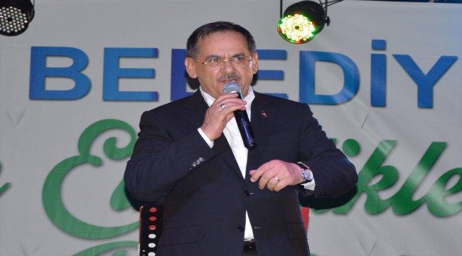 Havza Belediyesi ramazan etkinliği