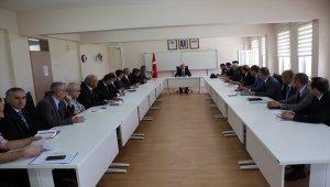 İlçe İdare Şube Başkanları Toplantısı