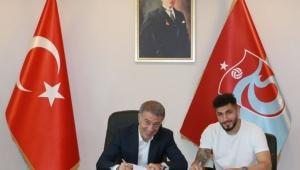 Kamil Ahmet Çörekçi 2 yıl daha Trabzonspor'da