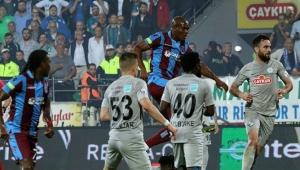 Karadeniz Derbisini Trabzonspor 3-2 Kazandı