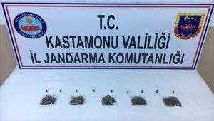 Kastamonu'da uyuşturucu operasyonu