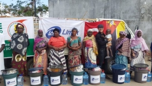 Limak Cimentos'tan kasırganın vurduğu Mozambik'e destek