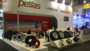 Petlas yeni ürünleriyle Autopromotec 2019 fuarında