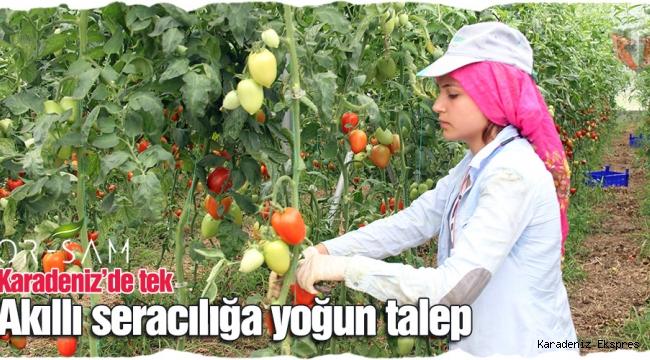 Samsun'da iyi tarım uygulamaları