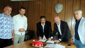Ereğli Belediyespor, Semih Tokatlı ile sözleşme imzaladı