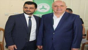 Giresunspor'da başkanlığa Sacit Ali Eren, yeniden seçildi