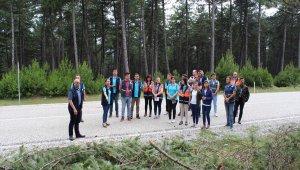 Kunduz Ormanları genç mühendisleri ağırladı