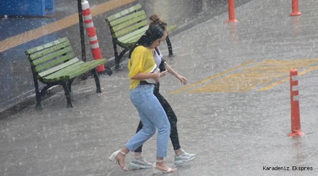 Meteoroloji uyardı! Sel, heyelan ve yıldırım düşmesine dikkat