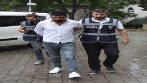 Samsun'daki cinayet