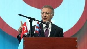 Trabzonspor Kulübü Başkanı Ağaoğlu: Trabzonspor, gönüllerin şampiyonu oldu