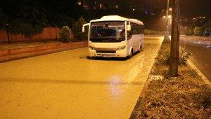 Zonguldak'ta sağanak