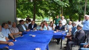 CHP Genel Başkan Yardımcısı Karaca Kastamonu'da