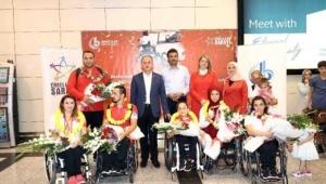 Engelli sporcular 8 yılda 136 altın madalya kazandı