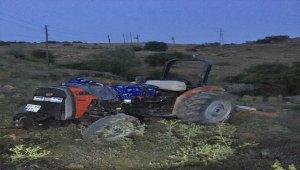 Giresun'da trafik kazası: 3 yaralı