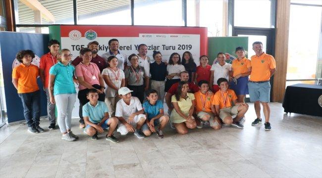 Golf: TGF Yerel Yıldızlar Turu
