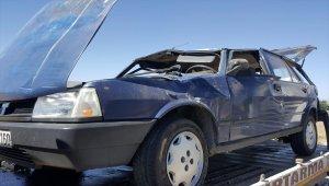 Gümüşhane'de trafik kazası: 2 ölü