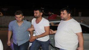 Kuzenini pompalı tüfekle yaraladığı iddia edilen zanlı tutuklandı