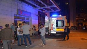 Ordu'da 5 metrelik boşluğa düşen genç ağır yaralandı