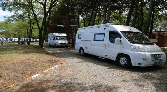 Ordu'da karavan turizmi