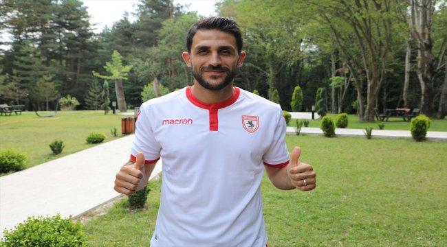Samsunspor Yalçın Kılınç'ı transfer etti