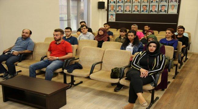 Tokat'ta girişimcilik kursu