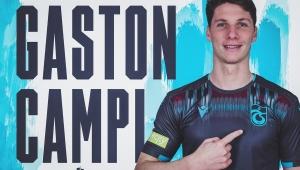 Trabzonspor, Arjantinli stoper Gaston Campi'yi transfer etti