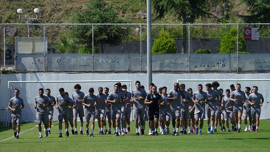 Trabzonspor'un Avusturya kampı başladı