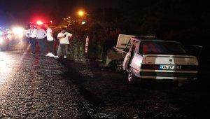 Bartın'da trafik kazası: 4 yaralı