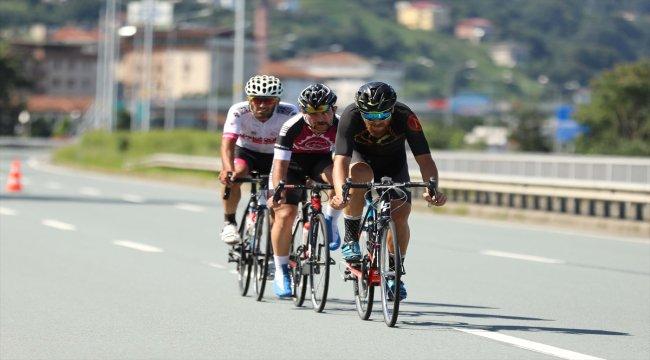 Bisiklet: 3. Çayeli Kriteryum Yol Yarışı