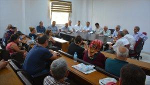 Ereğli Belediyesi'nde halk toplantısı