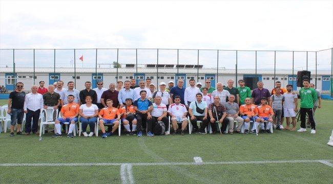 Görme Engelliler B1 futbol 2. Ligi 1. devre karşılaşmaları