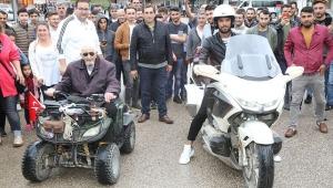 Kenan Sofuoğlu'na 95'lik rakip