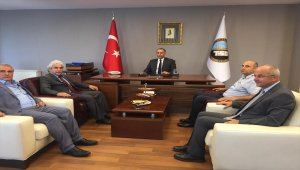 MHP Zonguldak İl Başkanlığından ziyaret