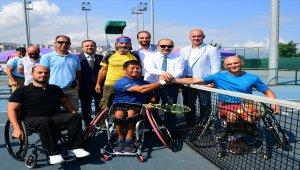 Parpali Kupası 2019 Uluslararası Tekerlekli Sandalye Tenis Turnuvası