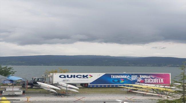 Quick Sigorta'nın tanıtım ve etkinlik aracı Q-Truck Sapanca'da