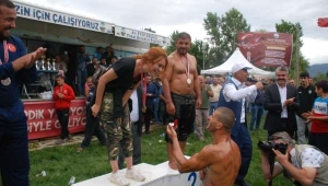 Topçam Festivali Yağlı Pehlivan Güreşleri