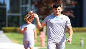 Trabzonspor'da AEK maçı hazırlıkları
